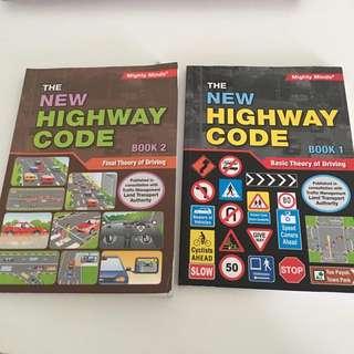 the new highway code