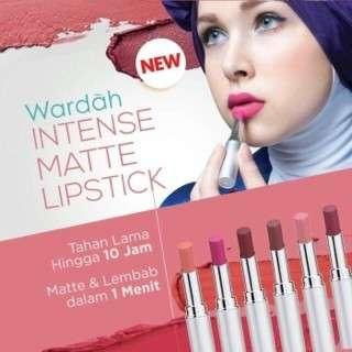 Wardah Intense Matte Lipstik