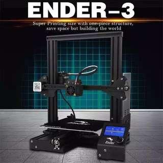 Ender-3 Creality 3D printer V-slot Prusa I3 Kit Resume Power Failure Printer 3D DIY KIT 110C for Hotbed