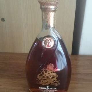 Courvoisier year of the dragon special blend Cognac