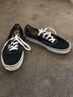 Vans Sneakers Black