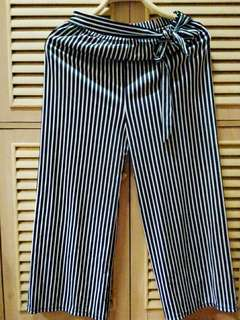 Forever 21 Inspired Striped Culottes