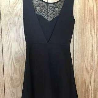 Black Dress hnm