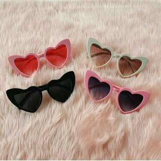 Heart Shape Sunglass