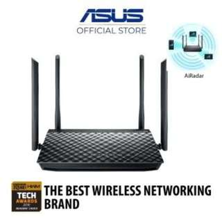 ASUS RT AC1200G+ Dual Band Wifi Router