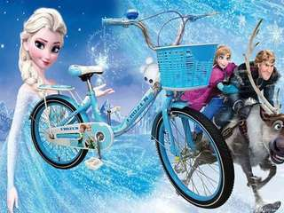 Pre Order bike best for more than 10years old & adult🏋️♂️ Php 4000 💸 💸 size 20 🚲🚲🚲 Maganda quality👍👍👍👍👍👍👍 pink blue available assemble add 50 code:HY-20-FRZ #aytn