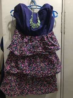 Luau Party Dress