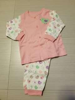 Bb 衫 嬰兒家居服套裝