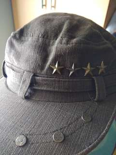 Army hat - olive / green