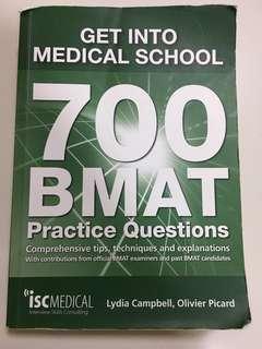 700 BMAT Practice Questions - Get into Medical School
