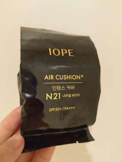 IOPE Air Cushion Refill Pack - Intense Cover #N21