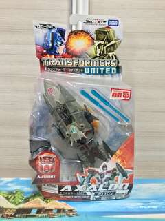Transformers Takara United UN28 Axalon
