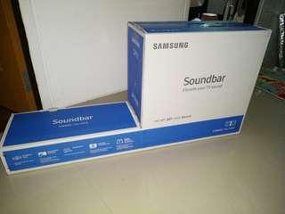 SAMSUNG SOUND BAR