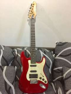 Hofma Stratocaster Guitar