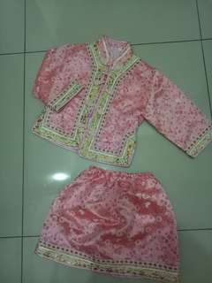Hello Kitty Chinese costume