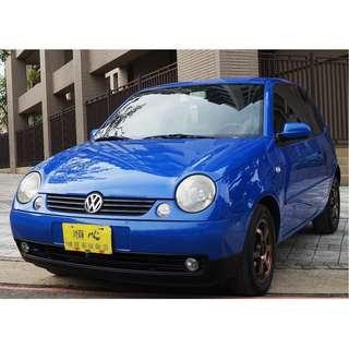 福斯/Volkswagen,Lupo,1400cc,2003款