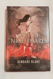 Girl of Nightmares HB