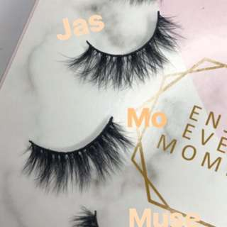 Mink Lashes $5 off/pair discount