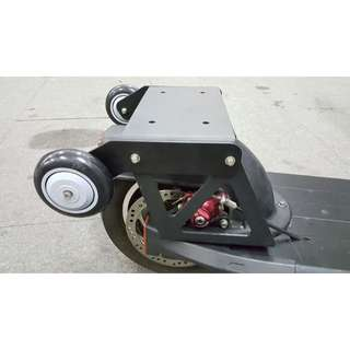 Scooter Rear Mobility Wheel /Rear Bracket Box / Trolley Wheel for Sw1/2/3/Passion10/2/Inokim/ST10/Ruima/Kuaike/Speedelec