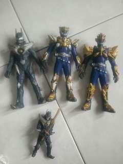 All Combo Ryukendo original KONAMI