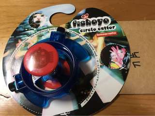 Lomography fisheye circle cutter 圓形𠝹刀