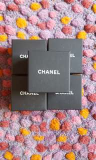 Chanel jewellery box