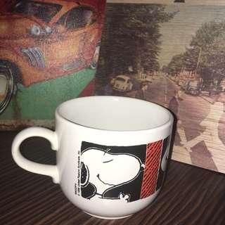 Vintage Snoopy Cup ©️1958