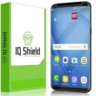 IQ Shield Protector for Samsung Galaxy S8 S8 plus LG G6