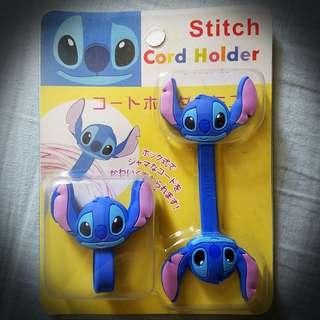 Stitch cord holder 史迪仔線夾