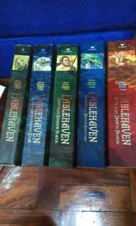 FABLEHAVEN COMPLETE SET!! RUSH!!