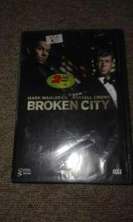 Broken City DVD
