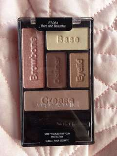 Wet n Wild Bare and Beautiful eyeshadow palette