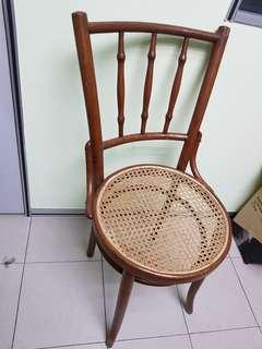 Vintage Kopitiam Chair