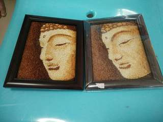 Frame BUDDHA picture