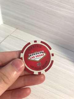 Las Vegas 幸運籌碼