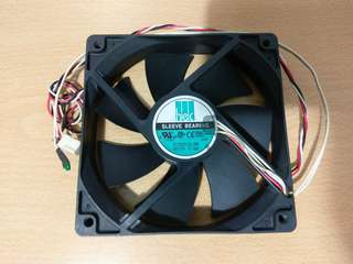 HEC 120mm Computer Fan - PWM