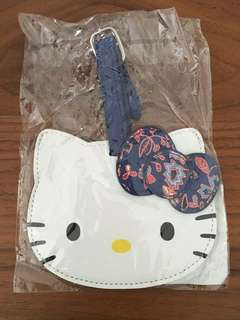 SIA Limited Edition Hello Kitty Luggage Tag