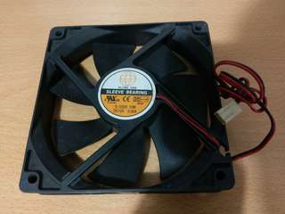 120 mm Computer Fan, 3pin connector, non-PWM