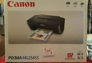 BRAND NEW CANON PIXMA MG2545S