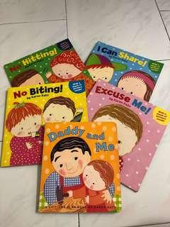 Children books by Karen Katz