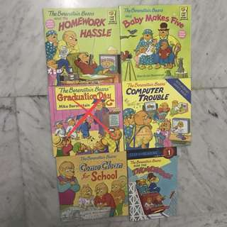 The Berenstain Bears series