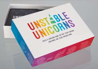 Unstable unicorn
