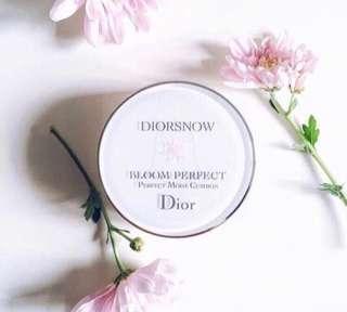 🌟🔥 美白柔肌神器[全新連盒連refill]▪️Dior snow bloom perfect cushionC10-1個cushion+1個refill