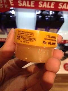 The body shop lip balm honey mania