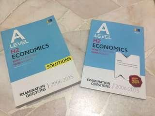 A Levels H2 Economics Case Study + Essays & Solutions
