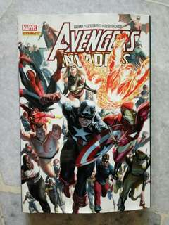 Marvel comics - Avengers Invaders