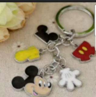 In Stock Mickey Mouse Design Key Chain