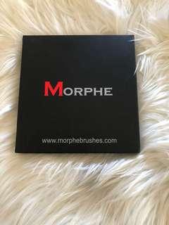 Morphe 9FW Warm Foundation Palette