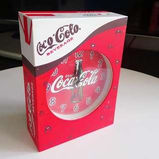 Coca Cola 鐘 懷舊收藏 裝飾
