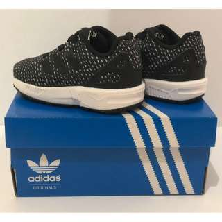 Adidas ZX Flux EL I for babies UK 4K like new